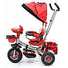 Детский трехколесный велосипед Baby Club Тачки, фото 2