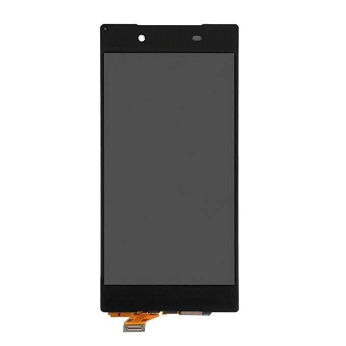 Дисплей для Sony E6833 Xperia Z5+ Premium Dual Sim/E6853/E6883  с тачскрином черный Оригинал