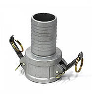 БРС камлок (camlock) тип C - алюминий C100 (400)
