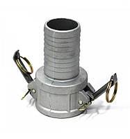 БРС камлок (camlock) тип C - алюминий C38 (150)