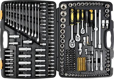 Набор инструмента 216 шт Vorel 58700