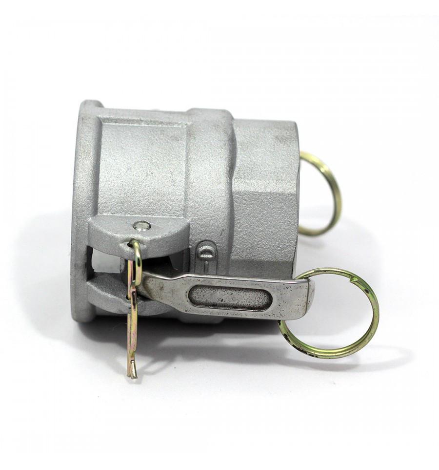БРС камлок (camlock) тип D - алюминий