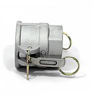 БРС камлок (camlock) тип D - алюминий, фото 1