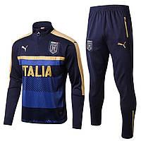 Спортивный костюм Италия 2017-2018