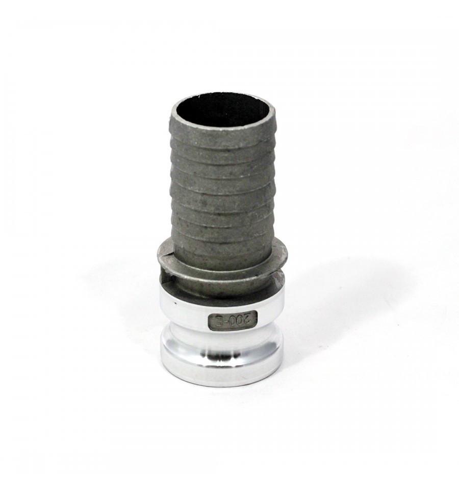 БРС камлок (camlock) тип E - алюминий