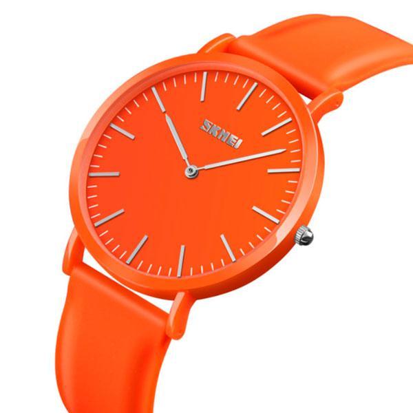 Женские часы Skmei Cruize Orange II Оригинал + Гарантия!