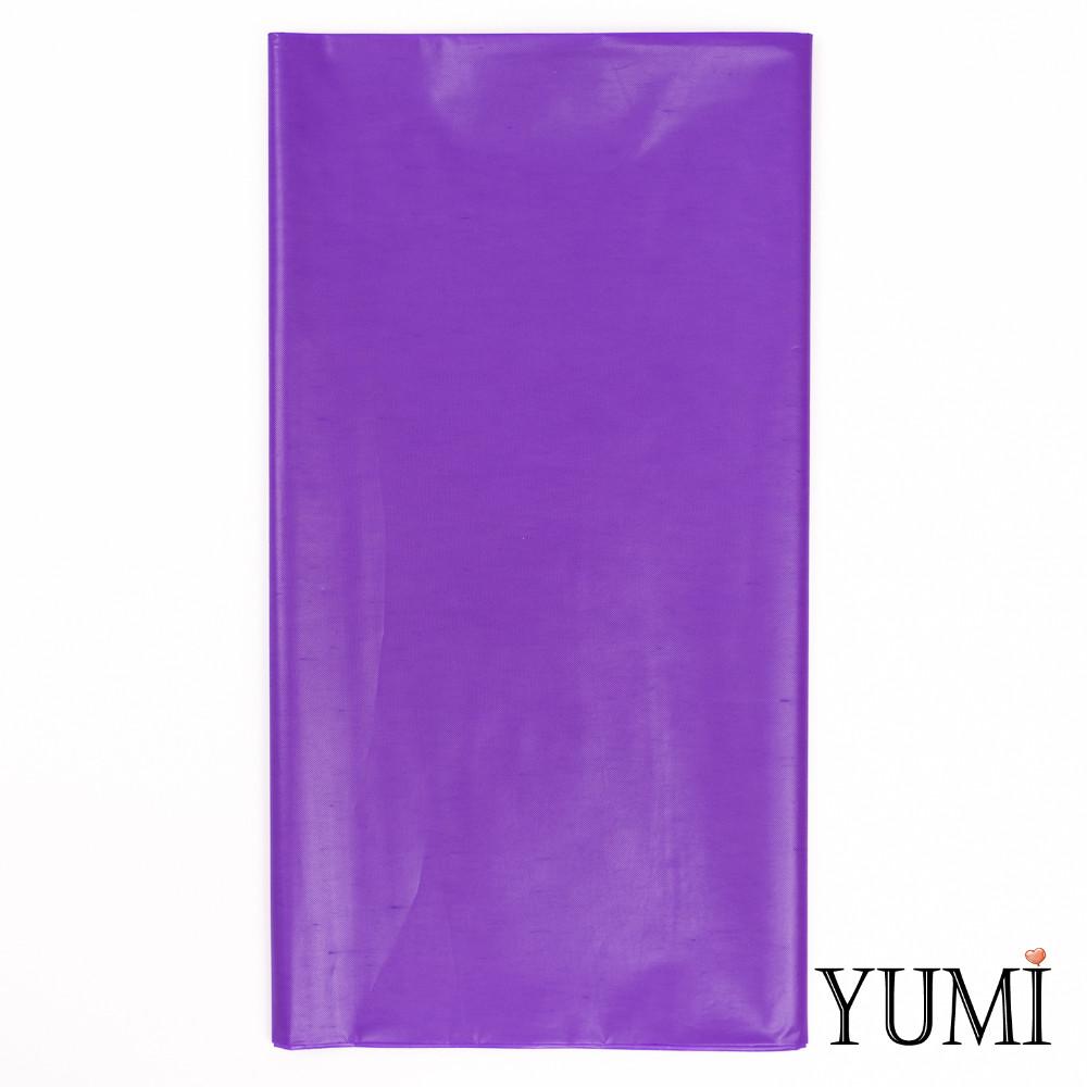 Скатерть п/э Purple фиолетовая 1,4 х 2,75 м Amscan