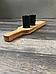 Дерев'яний Дегустаційний сет для 4-х чарок, фото 2