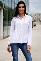 Белая блуза ALMAZ