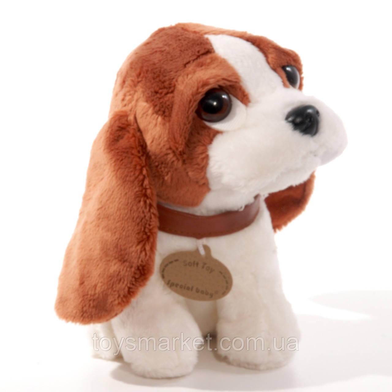 Детская мягкая игрушка собака мини