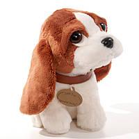 Детская мягкая игрушка собака мини, фото 1