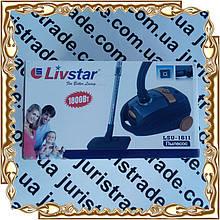 Пылесос Livstar 1800 Вт., LSU-1611 мешок-фильтр