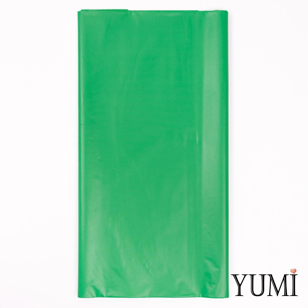Скатерть п/э Festive Green зеленая 1,4 х 2,75 м Amscan