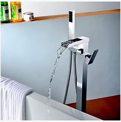 Стойка напольная для ванной комнаты 8-013