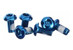 Болти Brand-X для роторів, сині, 12 шт