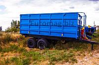 Полуприцеп самосвальный тракторный НТС-12