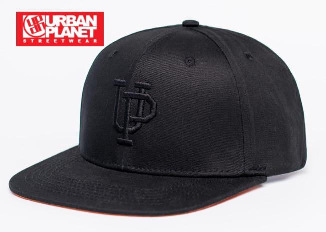 Кепка Urban Planet чёрная Snapback Up Or - Интернет-магазин Lavkasumok в  Обухове de15a2e7f96bc