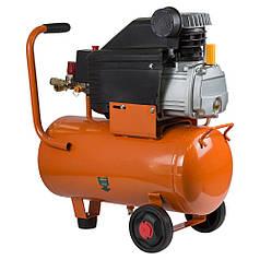 Компрессор GRAD (7043535) (1.5 кВт, 198 л/мин, 24 л)