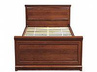 Кровать односпальная Gerbor Соната+ламель 90х200 каштан, фото 1