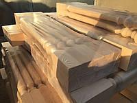 Деревянный столб из ясеня Виртуоз, 80*80*110 мм