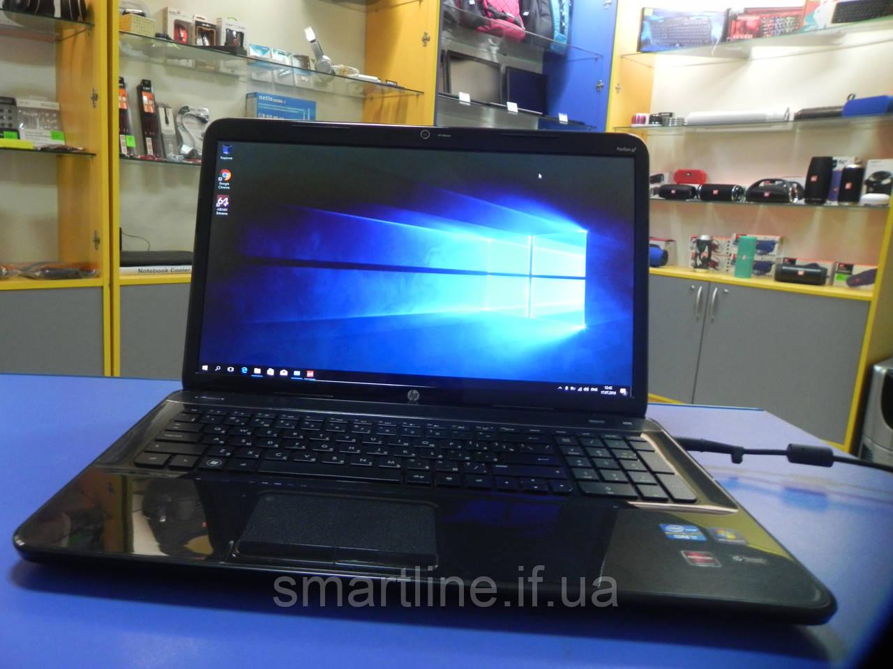 Ігровий ноутбук HP Pavilion G7 | Intel i7 3610QM | ОЗУ 8 Гб | HDD 1Tb|