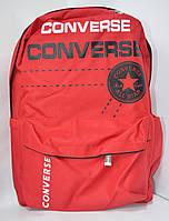 Рюкзак 057 Converse. Красный