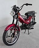 Мопед Musstang Delta MT110-1 red (Мусстанг Дельта МТ110-1 красный), фото 7