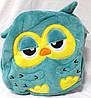 Рюкзак детский Зверята 1087-9 Сова, фото 3