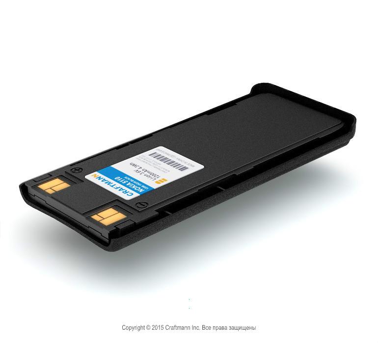 Весь ассортимент аккумуляторов Craftmann для Nokia