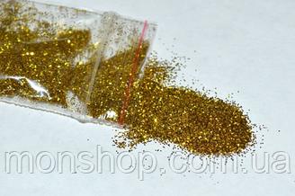 Блиск золото вага 25 гр