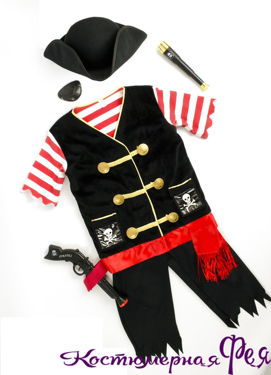 Пират, карнавальный костюм для мальчика (код 57/16)