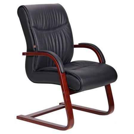 Конференц-кресло руководителя Монтана CF, кожа Люкс