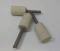 Головка шлифовальная цилиндрическая 20х32х6 25а - белый электрокорунд
