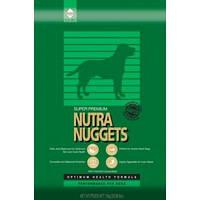 Корм для спортивных собак Нутра Наггетс зеленая Performance tor Dogs