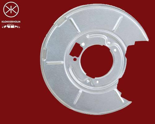 Защита тормозного диска BMW 3 E36(90-99) левая задняя (Klokkerholm) , фото 2