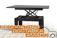 Стол-трансформер Баттерфлай  венге-магия Микс мебель
