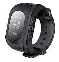 Смарт-часы Smart Baby W5 (Q50) (GW300) GPS Smart Tracking Watch Black