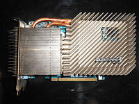 Видеокарта для компьютера GigaByte Gv-Nx86s256h 256MB DDr3, фото 1