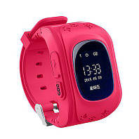 Смарт-часы Smart Baby W5 (Q50) (GW300) GPS Smart Tracking Watch Pink