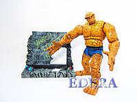 Toy Biz Marvel Legends Series 2 The Thing 2002 Fantastic Four, Істота Фантастічна Четвірка, Существо Фантастич, фото 1