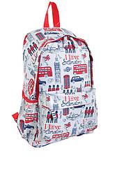 Рюкзак YES 553819 ST-15 London