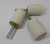 Головка шлифовальная цилиндрическая 29х40х6 25а - белый электрокорунд