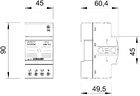 5093380 Разрядник для защиты от перенапряжений V10 Compact, 255  (УЗИП), V10 COMPACT OBO Bettermann (Германия), фото 2