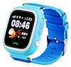 Смарт-часы SmartWatch TD-02 (Q100) GPS-Tracking, Wifi Watch Blue