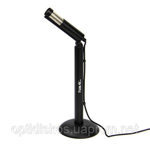 Микрофон компьютерный настольный Havit, HV-M80