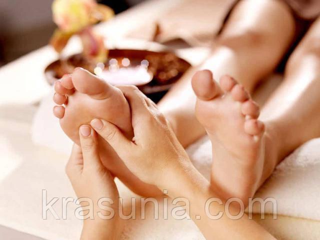 Классический массаж рук и ног