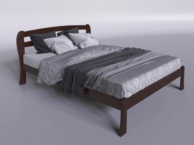 """Деревянная кровать """"Айрис"""" 1400х1900, производитель """"Sentenzo"""""""
