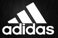 Виниловая наклейка  Adidas 1(от 5х10 см)