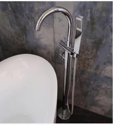 Стойка напольная для ванной комнаты 8-017