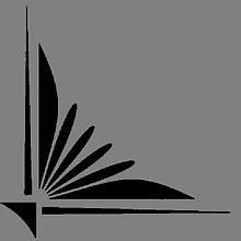 Вінілова наклейка - Візерунок 6, 2шт (від 15х15 см)